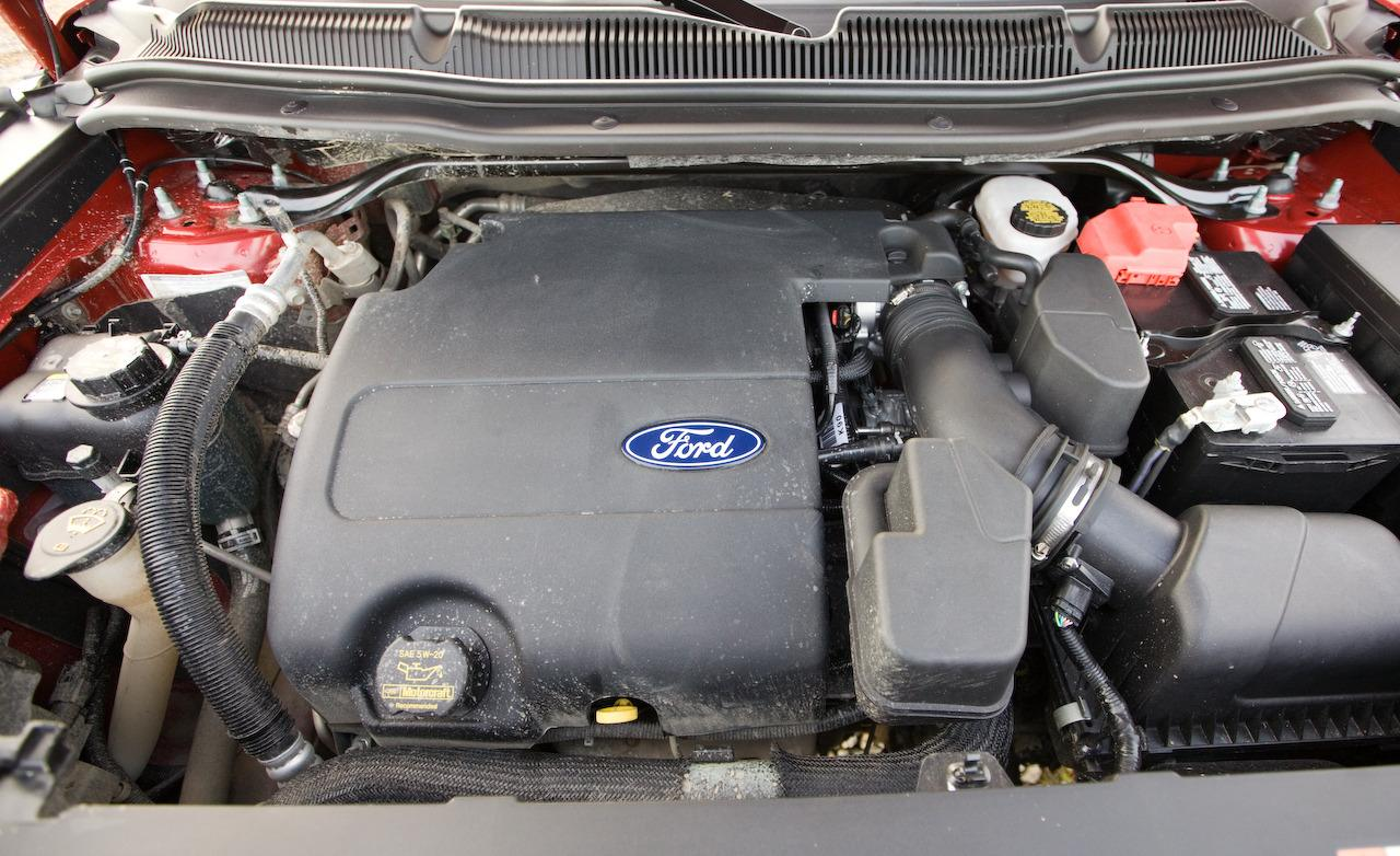 Ford Explorer 3.5 AT Limited