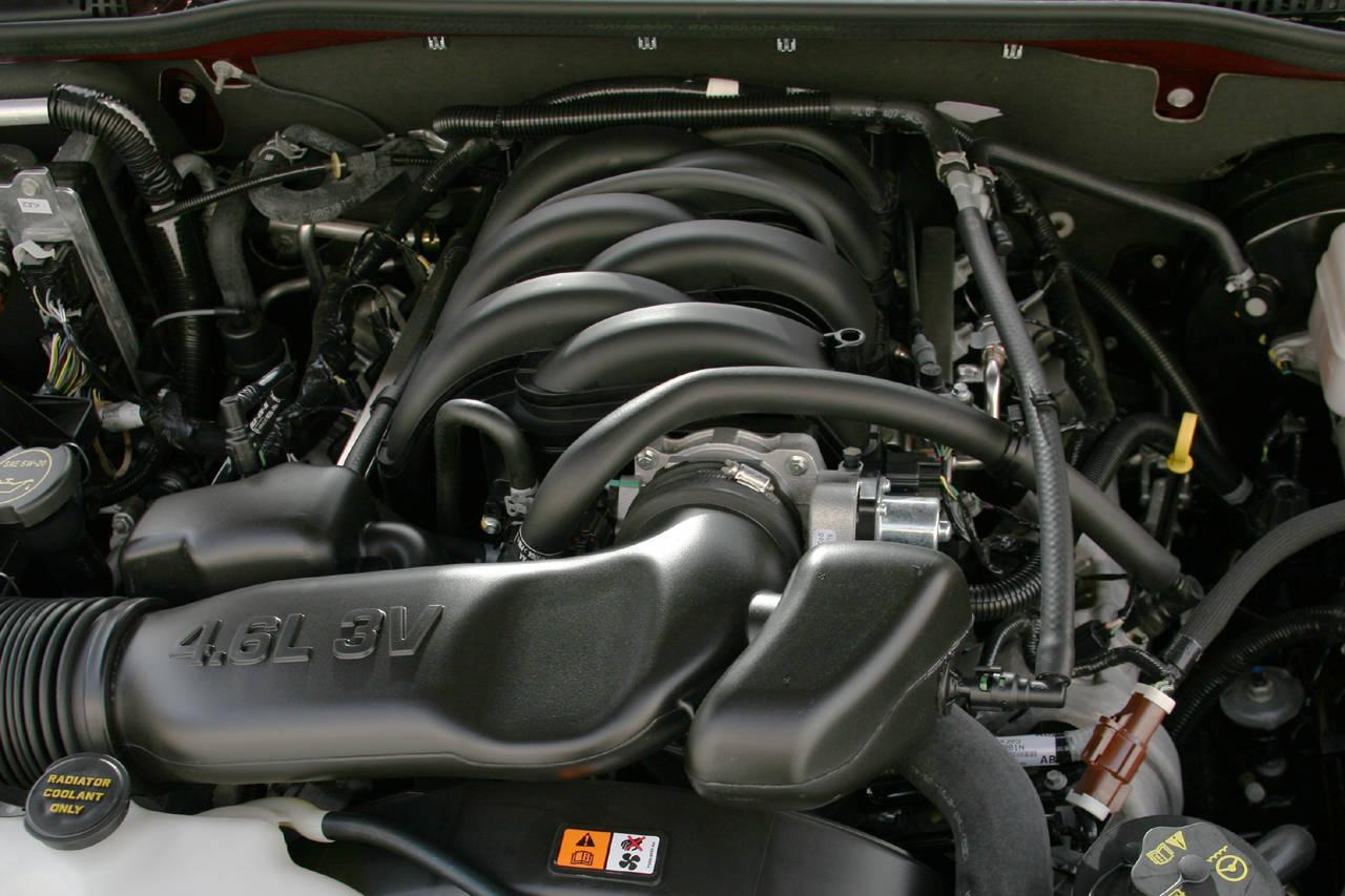 Ford Explorer 4.6