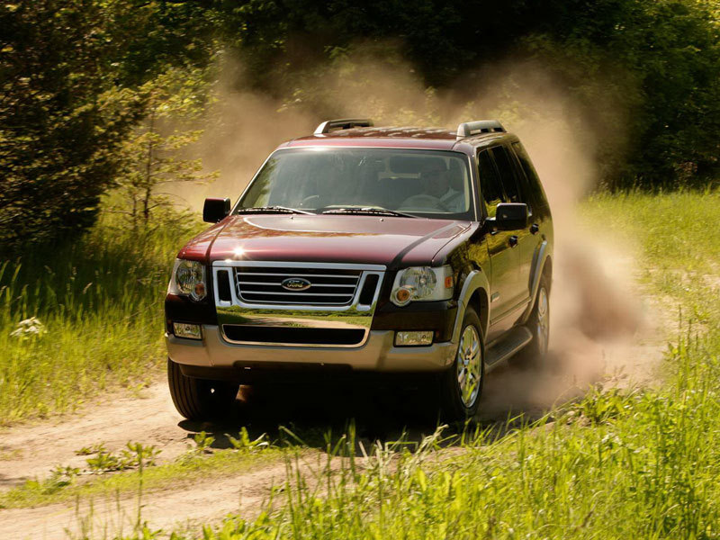 Ford Explorer 4.0 160hp 4WD MT