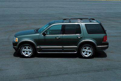 Ford Explorer 4.0 212hp AWD AT