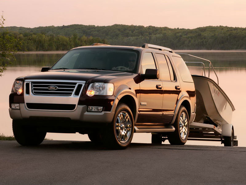 Ford Explorer 5.0 213hp 2WD AT