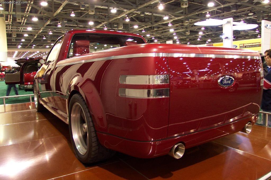Ford F-150 Lightning Rod