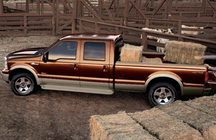Ford F-250 SD SuperCab