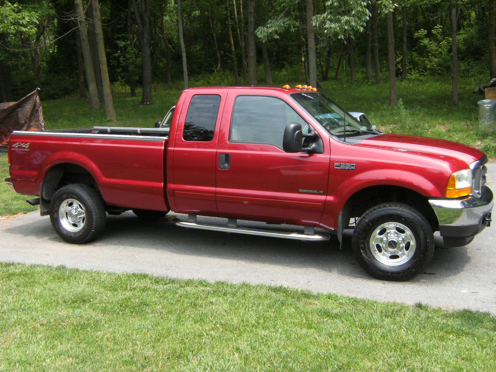 Ford F-350 SD SuperCab