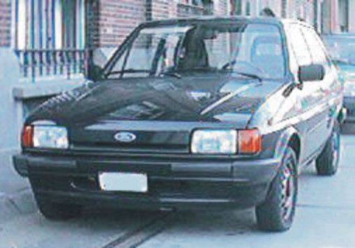 Ford Fiesta 1.6 D