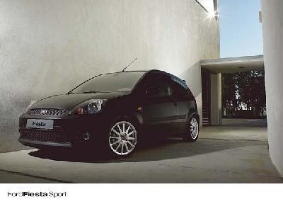 Ford Fiesta 1.6 Ghia
