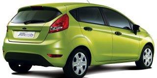 Ford Fiesta 1.6 Trend