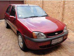Ford Fiesta 1.6i Forte