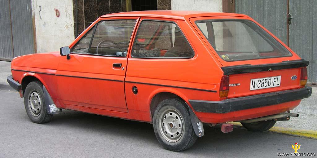 Ford Fiesta 1.1 (WFBT)