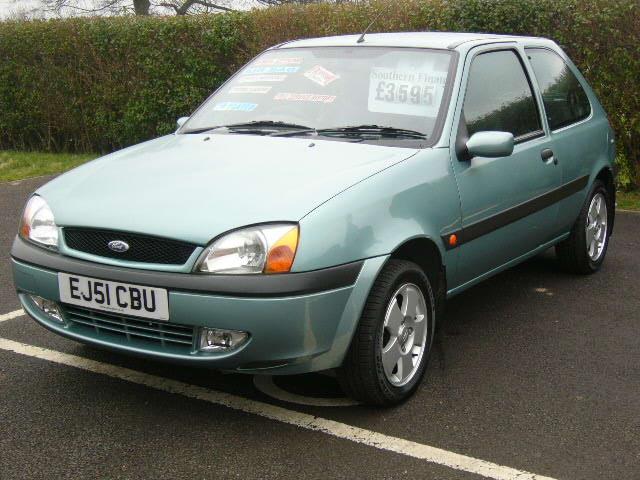 Ford Fiesta 1.25 i 16V