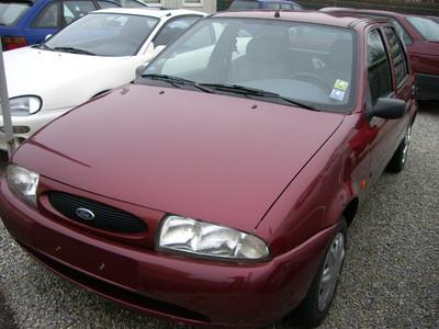 Ford Fiesta 1.3 KAT