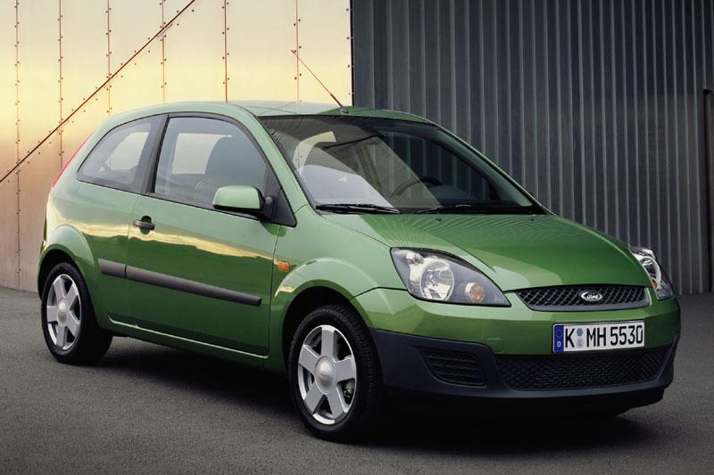 Ford Fiesta 1.6 16V Sport