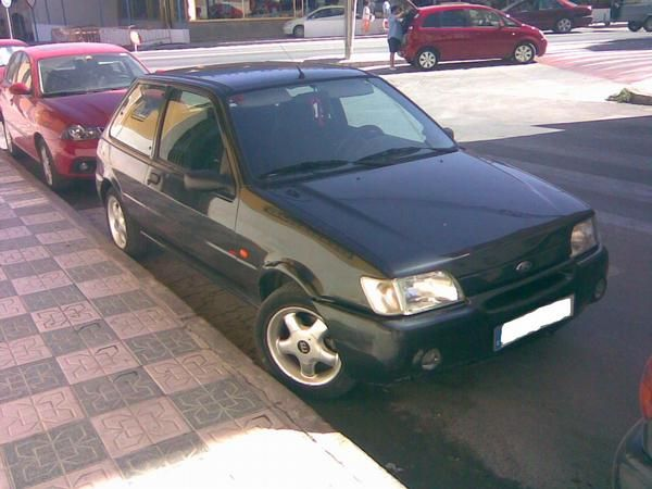 Ford Fiesta 1.6 i 16V