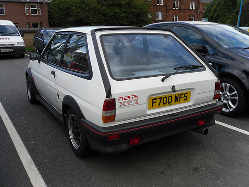 Ford Fiesta 1.6 XR2