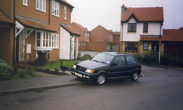 Ford Fiesta 1.6 XR2i