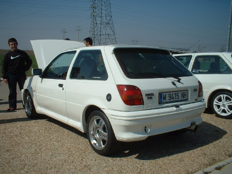 Ford Fiesta 1.8 16V