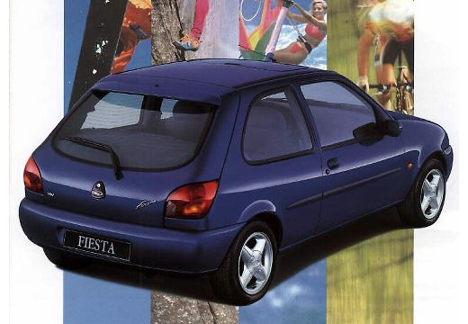 Ford Fiesta Flair