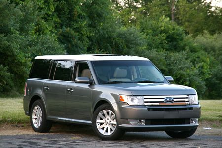 Ford Flex SEL AWD