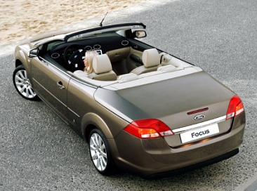 Ford Focus 1.6 Coupe Cabriolet