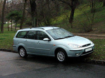 Ford Focus 1.6 Station Wagon