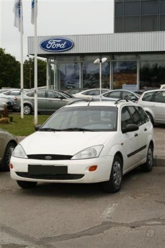 Ford Focus 1.8 Turnier