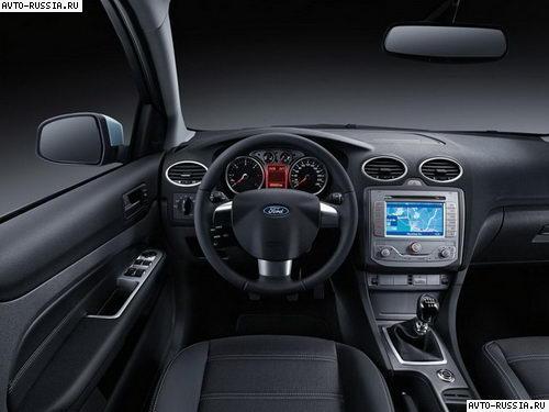 Ford Focus 1.4 MT