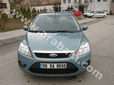Ford Focus 1.6 105hp AT Trend