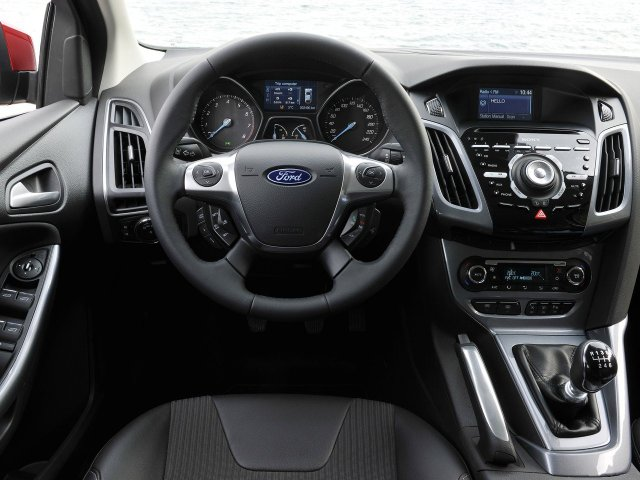 Ford Focus 1.6 125hp MT Trend Sport
