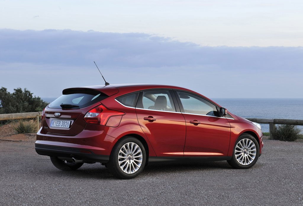 Ford Focus 1.6 85hp MT Trend