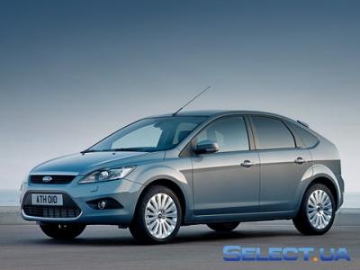 Ford Focus 1.6 TDCi 115hp MT