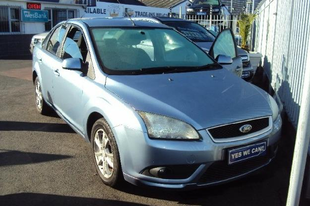 Ford Focus 2.0 Si Automatic