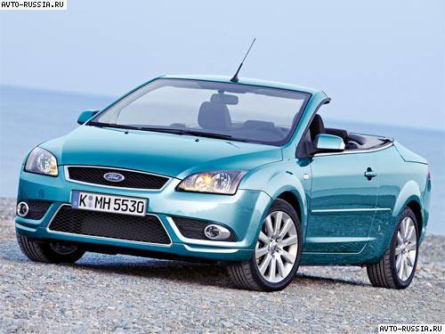 Ford Focus CC 1.6 MT