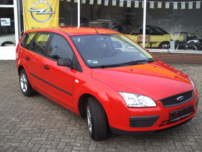 Ford Focus Turnier 1.6 TDCi Ambiente