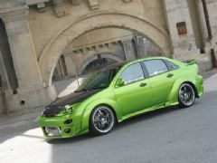 Ford Focus ZTS