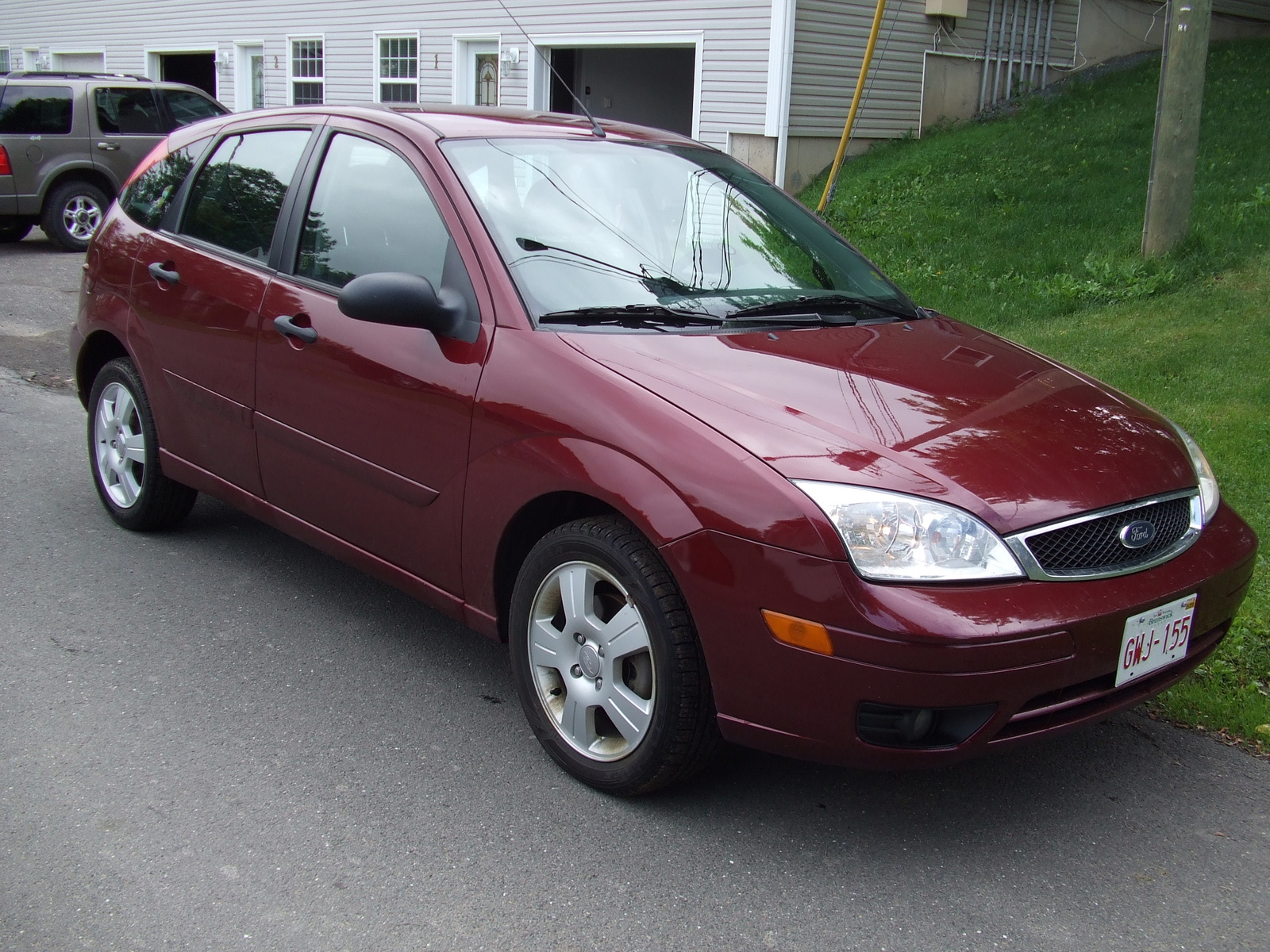 Ford Focus ZX3 SES