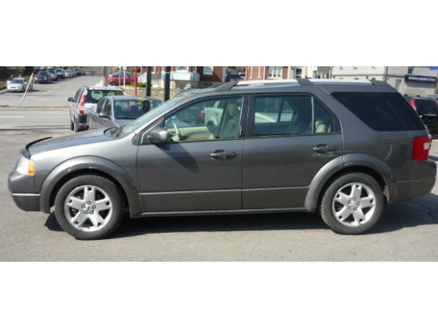 Ford Freestyle Limited 4WD