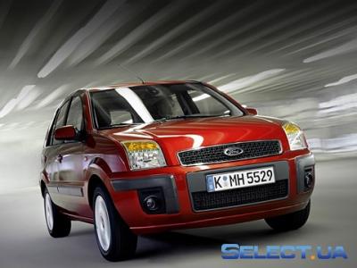 Ford Fusion 1.4 MT Core