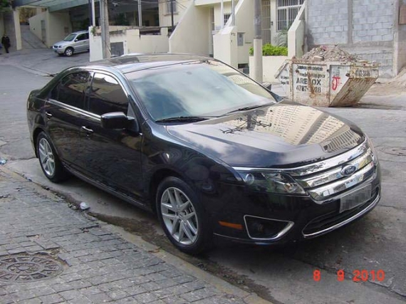 Ford Fusion 2.5 SEL