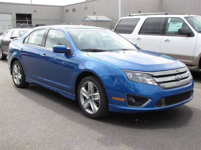 Ford Fusion 3.5 V6 Sport FWD