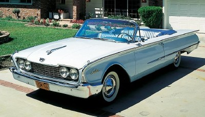 Ford Galaxie Sunliner
