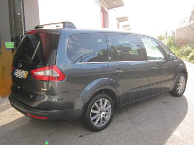 Ford Galaxy 2.0 TDCi 115hp MT