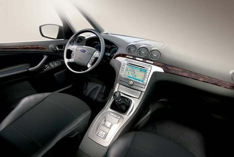 Ford Galaxy 2.0 TDCi 130hp AT