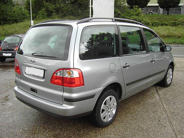 Ford Galaxy 2.3 AT Trend
