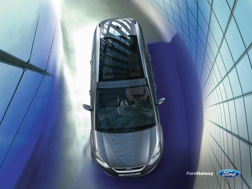 Ford Galaxy 2.8 V6 MT