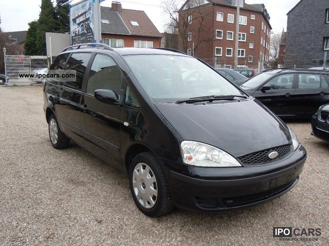 Ford Galaxy TDI Trend