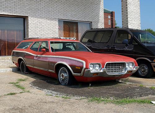 Ford Gran Torino Squire