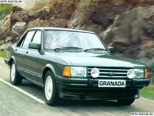 Ford Granada 1.6