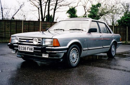 Ford Granada 2.8i