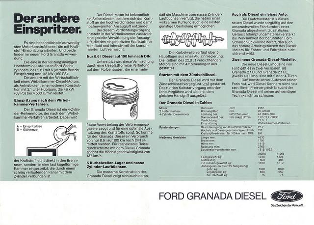Ford Granada 2.1 D