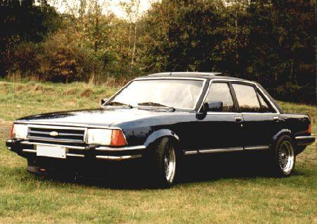 Ford Granada 2.3